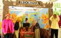 Mahasiswa Indonesia Mengharumkan Nama Bangsa Melalui Pementasan Budaya Wayang