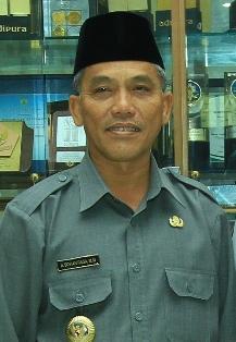 Walikota Tarakan, Ir H Sofian Raga M.Si