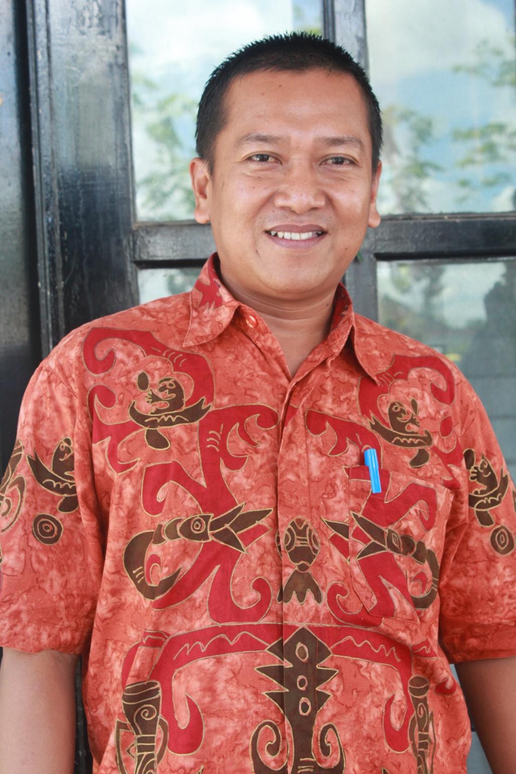 Ketua KPU Kaltara Suryanata