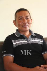 Kepala Bidang Perhubunan Udara Dishubkominfo Kaltara Suryanto