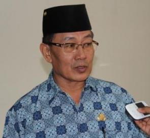 Sekretaris DPRD Provinsi Kalimantan Utara, Abdul Madjid