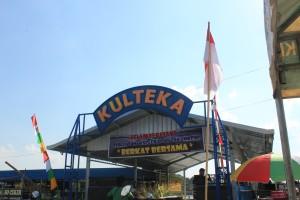 PELABUHAN Berkat Bersama di Kulteka telah beroperasi yang dikhususkan bagi speedboat bermesin 200 dan 250 PK.