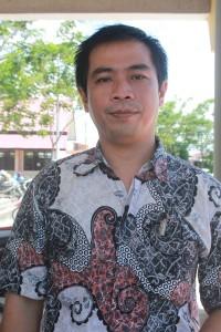 Ketua KPU Bulungan, Erry Sonley