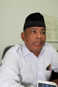 Ketua DPC Partai Gerindra Kota Tarakan, H. Safri Is