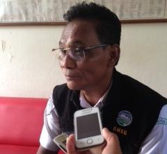 Kepala Badan Metereologi Klimatologi dan Geofisika (BMKG) Balikpapan, Kaltim, Mujianto