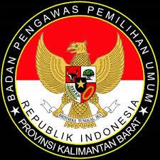 Logo Bawaslu Kalbar