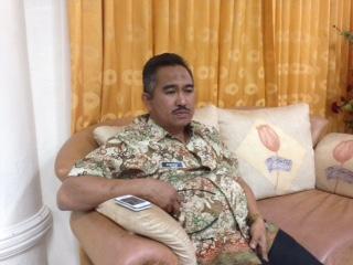 Sekda Pemkot Tarakan dr. Khairul