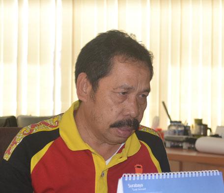 Kepala Bandara Juwata Tarakan Samsul Bandri.