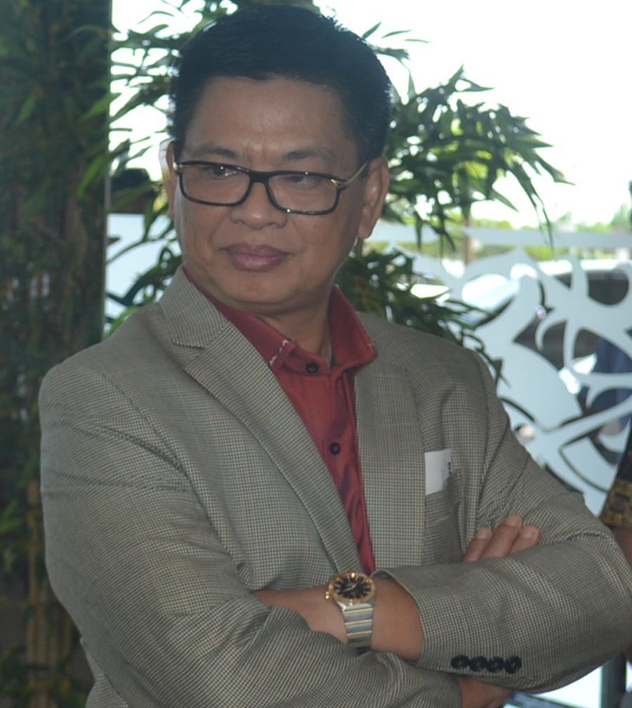 Gubernur Kalimantan Utara, Irianto Lambrie