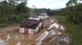 Infrastruktur Jalan Perbatasan RI-Malaysia Rusak Parah